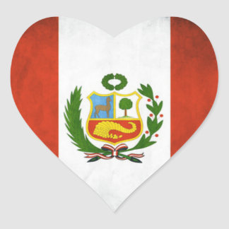 Peru National Flag Sticker