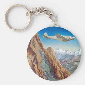 Peru of The Incas Keychain