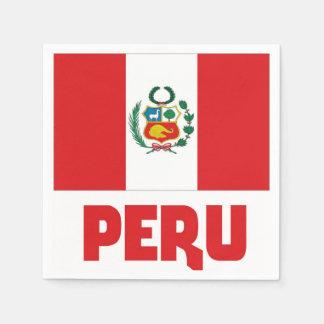Peru Paper Napkin