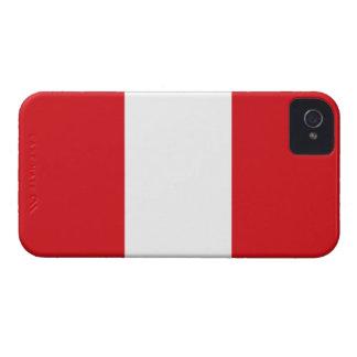 Peru – Peruvian Flag Case-Mate iPhone 4 Case