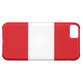 Peru – Peruvian Flag iPhone 5C Covers