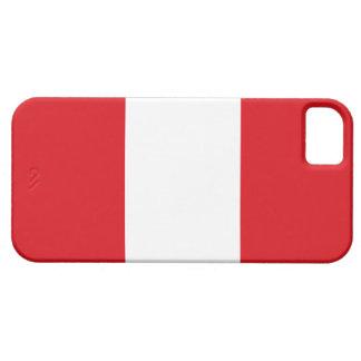 Peru – Peruvian Flag iPhone 5 Case