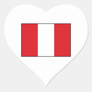 Peru – Peruvian Flag Stickers