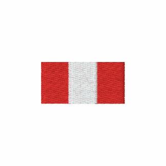 Peru polo shirt - Peruvian Flag