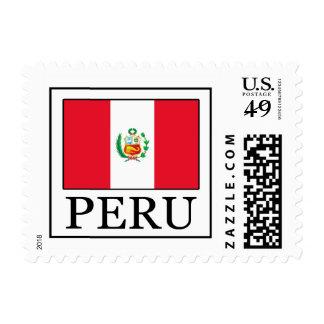 Peru Postage