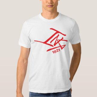 Peru Rough T Shirt - InKa1821 Label