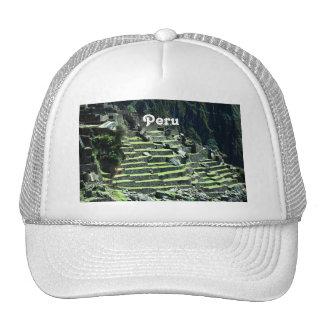 Peru Ruins Trucker Hat
