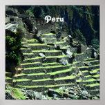 Peru Ruins Posters