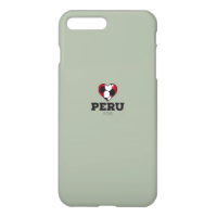 Peru Soccer Shirt 2016 iPhone 7 Plus Case