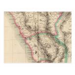 Perú, Suramérica 14 Tarjeta Postal