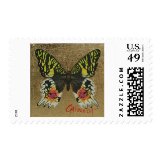 Peru Swordtail Postage