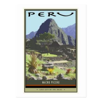 Perú Tarjeta Postal