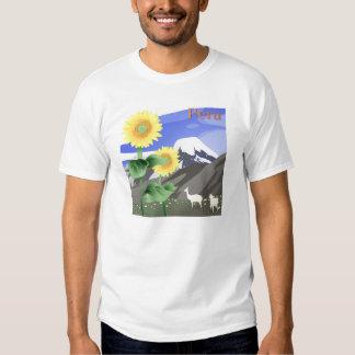 Peru Tee Shirt