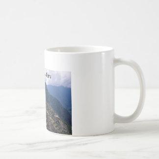 Peru The Ruins of Machu Picchu (St.K.) Coffee Mug