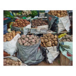 Perú-Tierra de patatas Póster