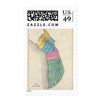 Perú Timbre Postal
