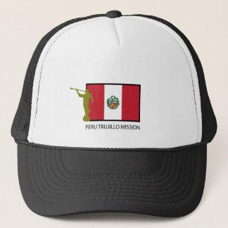 PERU TRUJILLO MISSION LDS CTR TRUCKER HAT