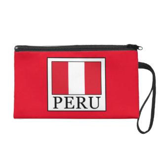 Peru Wristlet Purse