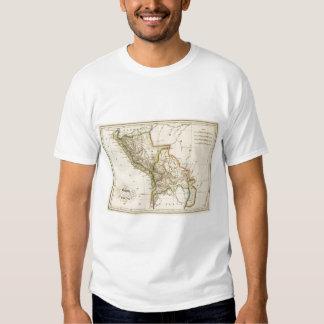 Perú y Bolivia 4 Camisas