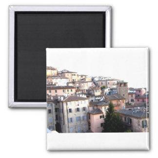 Perugia, Italy  Magnet