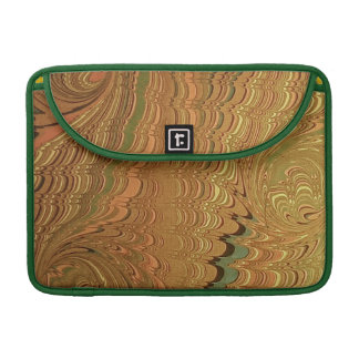 """Perugia oro"" Sleeve For MacBook Pro"