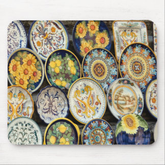 Perugia Pottery Mouse Pad