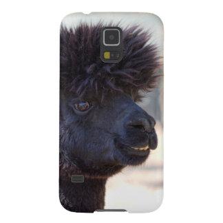 Peruvian Alpaca With Crazy Hair 2 Galaxy S5 Case