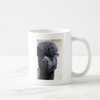 Peruvian Alpaca With Crazy Hair Coffee Mug