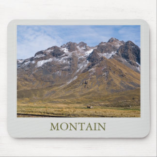 Peruvian Andes Mouse Pad