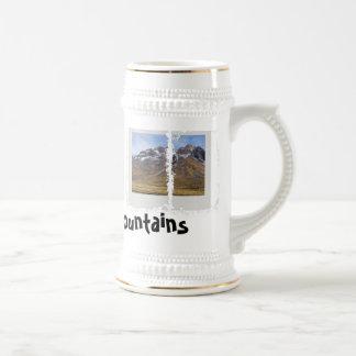 Peruvian Andes Coffee Mug
