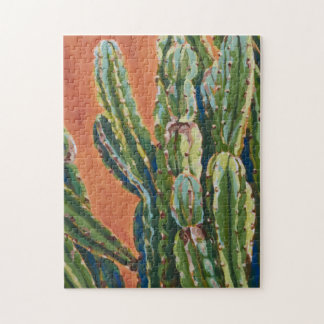 Peruvian Apple Cactus Jigsaw Puzzle