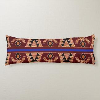 Peruvian Body Pillow - Cotton
