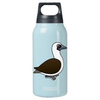 Peruvian Booby 10 Oz Insulated SIGG Thermos Water Bottle