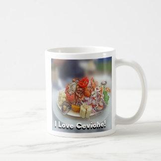 Peruvian Ceviche! Coffee Mug