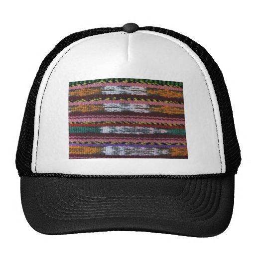 Peruvian Design Trucker Hat