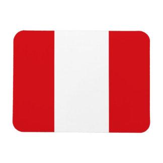 Peruvian Flag Magnet