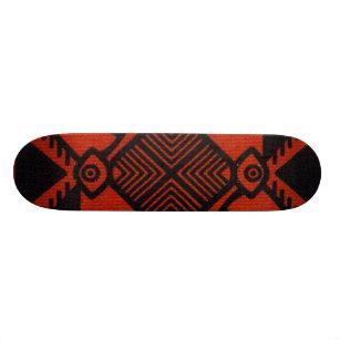 Peruvian Inca Skateboard