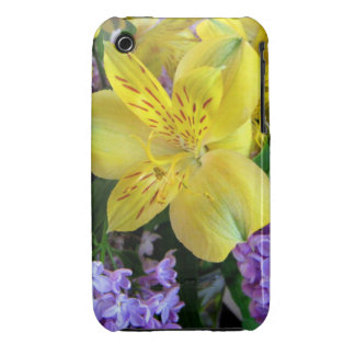 Peruvian Lily iphone Case iPhone 3 Cases
