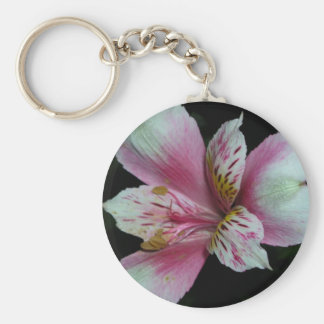 Peruvian Lily. Keychain