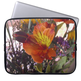 Peruvian Lily Laptop Sleeve