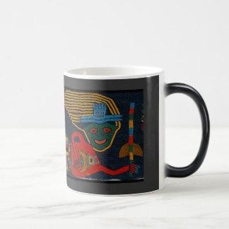 Peruvian Mantle-border Magic Mug