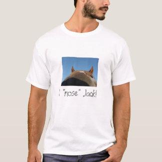 "Peruvian Paso Gaited Horse Filly - I ""nose"" Jack! T-Shirt"