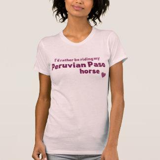 Peruvian Paso horse T-Shirt