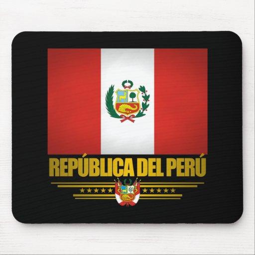 """Peruvian Pride"" Mouse Pad"