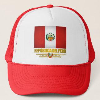 """""""Peruvian Pride"""" Trucker Hat"""