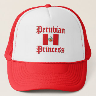 Peruvian Princess Trucker Hat