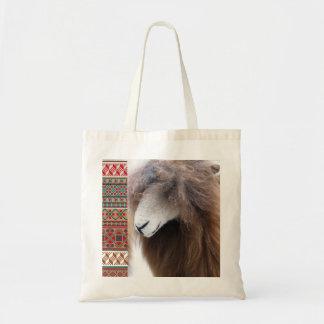 Peruvian puppet. tote bag