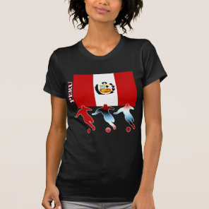 Peruvian Soccer Players T-Shirt