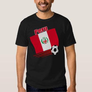 Peruvian Soccer Team Tee Shirt