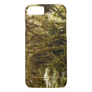 Peruvian Tropical Rain Forest Moss Covered iPhone 7 Case